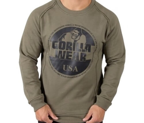 Sweatshirt Gorilla Wear